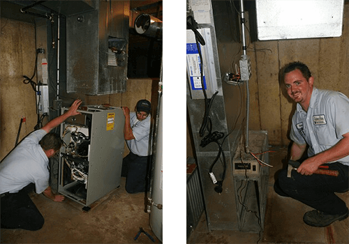 Ductless Heating Services