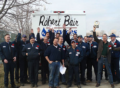 Robert Bair Staff